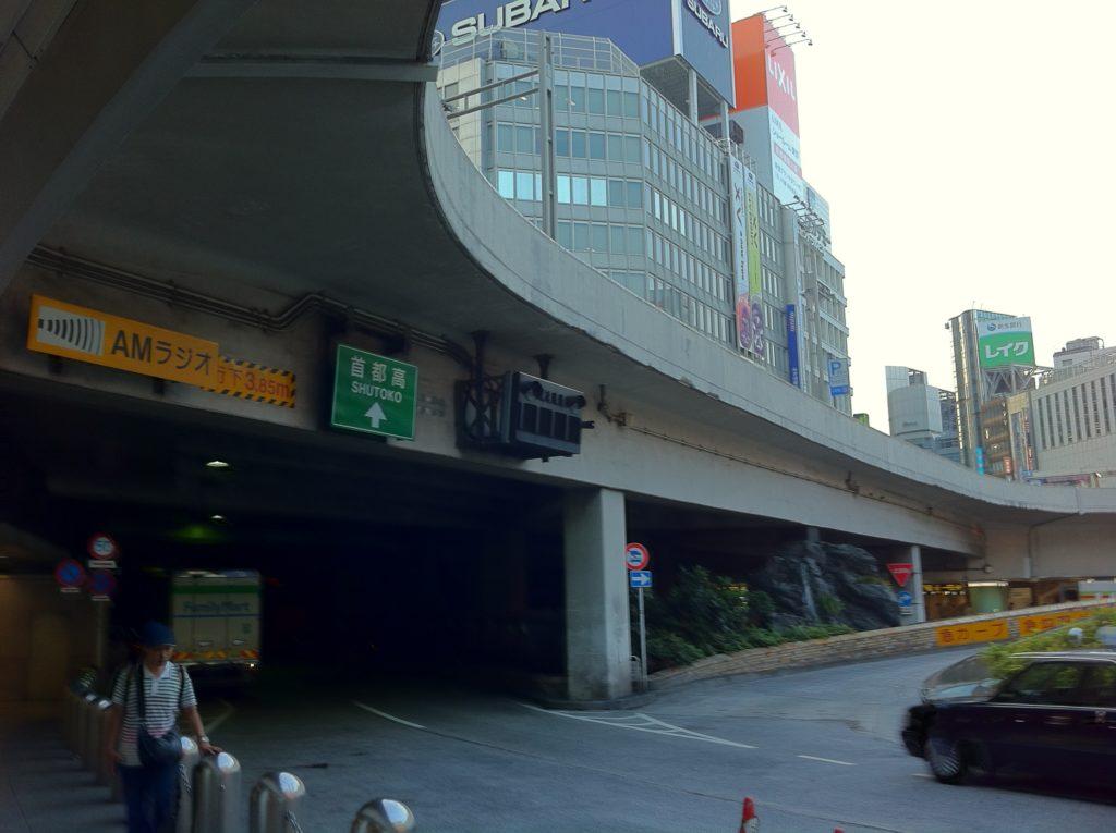 新宿駅西口待ち合わせ場所2