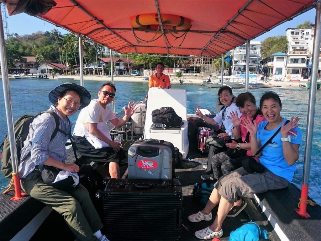 Getting to Puerto Galera