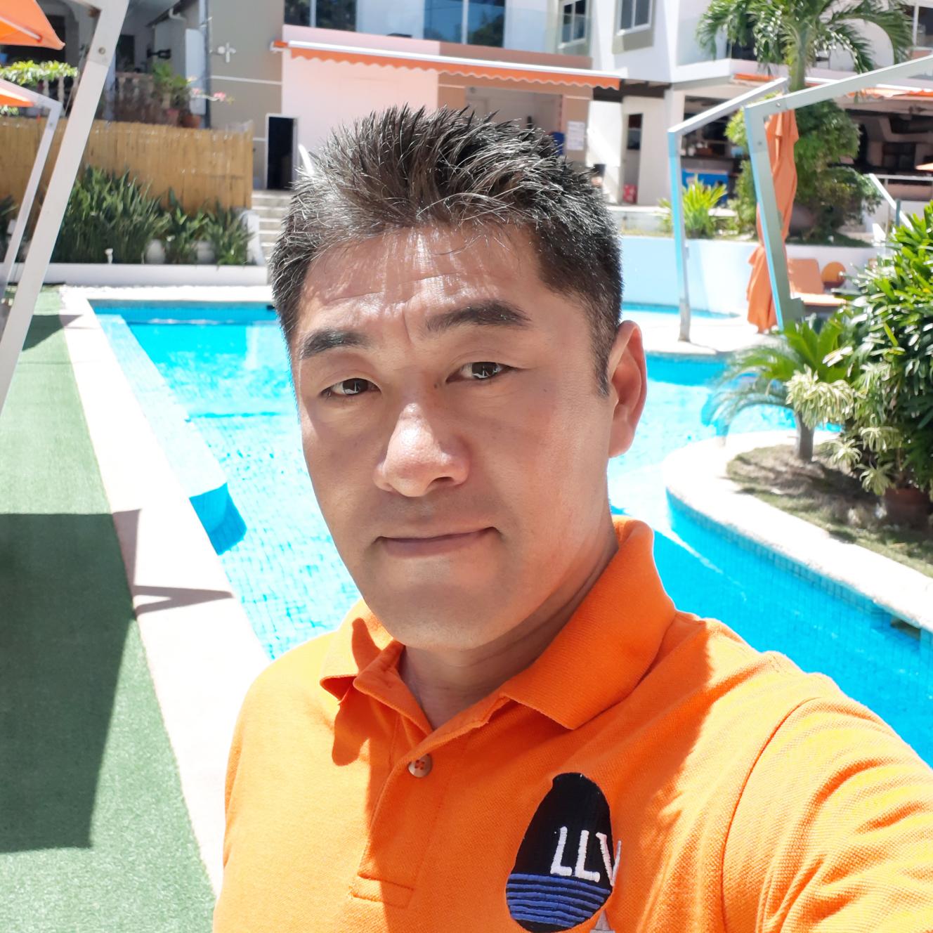 日本人スタッフのShin