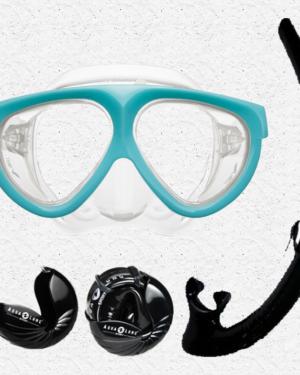 GULLダイビングマスク マンティス5のカタログ
